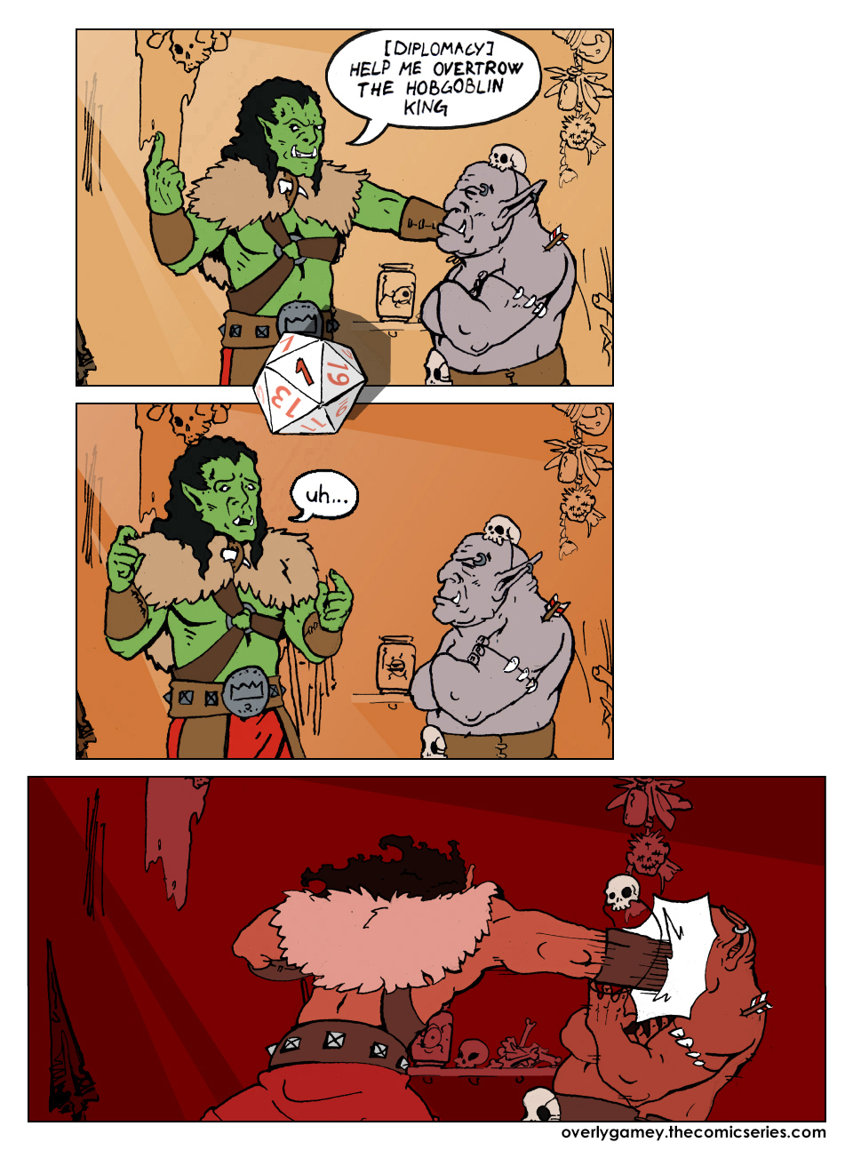 Orc Diplomacy